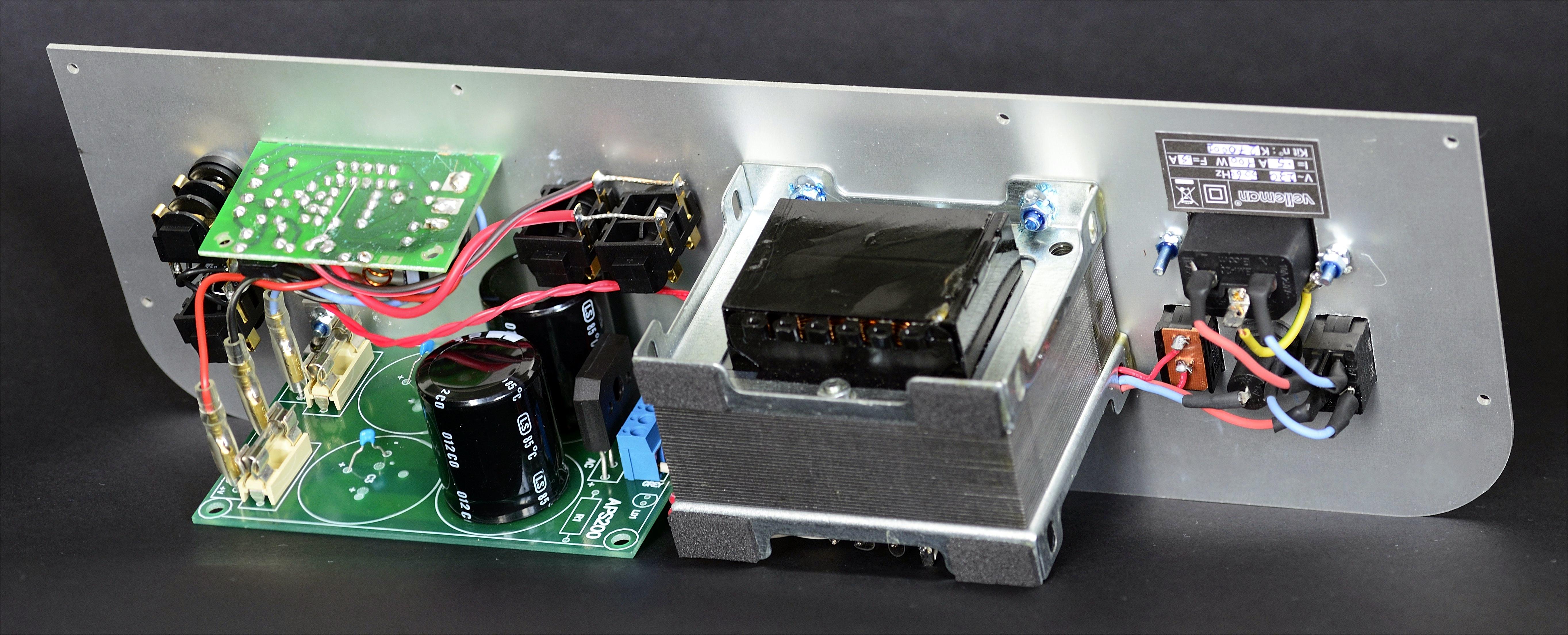 Kemper Profiling amp-
